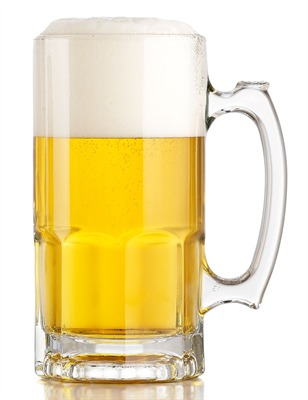 Custom Beer Mugs Are A Super Size