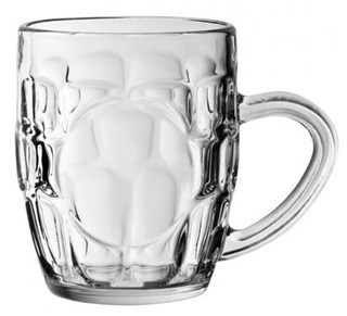 290ml Tiger Beer Mug