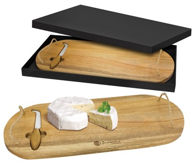 Cheese Board With Rope Handles
