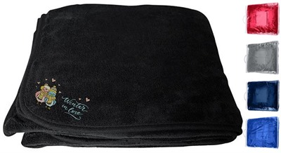 Chenille Micro Fleece Blanket