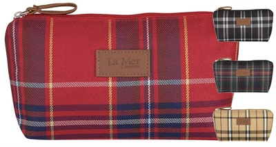 Edinburgh Cosmetic Bag