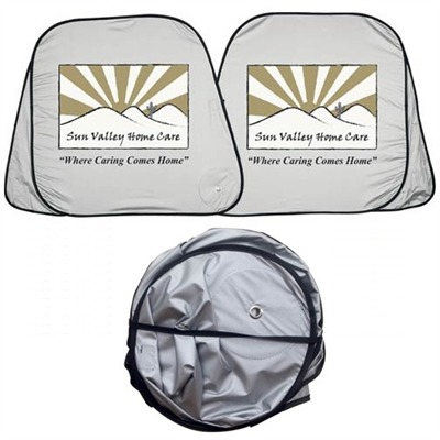 Promotional Car Sun Shade
