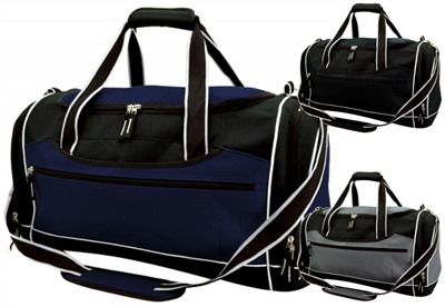 b90c7f642ad Trendy Footy Bags are strong and handy travel baggage