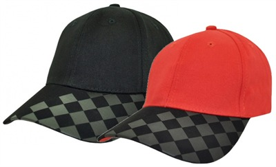 Two Tone Racing Cap