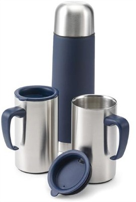 Vacuum Flask Travel Set