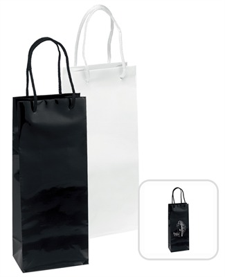 Wine Laminated Paper Bag