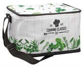 10 Litre Snowy Full Colour Cooler Bag