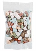 100g Chocolate Rock Cello Bags