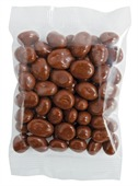 100g Chocolate Sultana Cello Bag