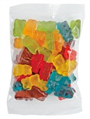 100g Gummy Bear Cello Bags