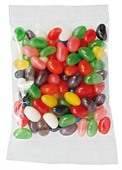 100g Jelly Bean Mixed Cello Bags