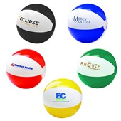 15cm Two Tone Beach Ball