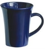 270ml Tapered Coffee Mug Solid Colours
