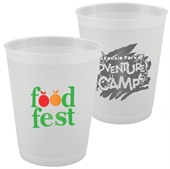 450ml Frosted Stadium Cup