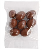50g Chocolate Almond Cello Bags