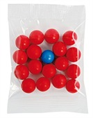 50g Chocolate Balls Corporate Cello Bags