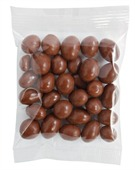 50g Chocolate Peanut Cello Bags