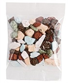 50g Chocolate Rock Cello Bags