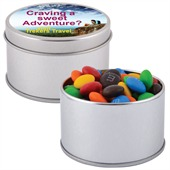 50gm M&M In Round Tin