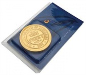 5g Chocolate Coin Biz Cards