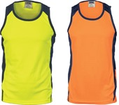Action Hi Vis Singlet
