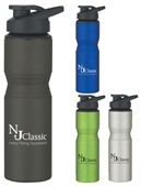 Aluminium Sports Drink Bottle
