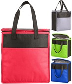 Arctic Insulated Non Woven Cooler Grocery Bag