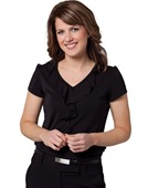 Bellingen Black Blouse