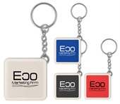 Tape Measure Keyrings
