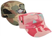 Camouflage Military Hat
