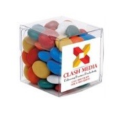 Chocolate Gems in 60g Small Cubes