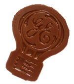 Chocolate Promotional Logo