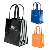 Colour Striped Tote