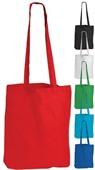 Coloured Cotton Bag