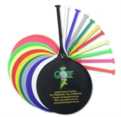 Colourful Bag Tag