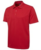 Comfort Fit Poly Polo Shirt