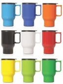 Como Plastic Travel Mug