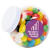 Containers of Jelly Beans