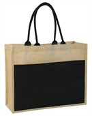 Contrast Eco Bag