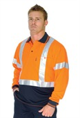 Cool Breathe Micromesh Hi Vis Shirt
