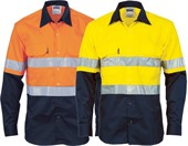 Cool Breeze Hi-Vis Work Shirt