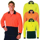 Cool Hi Vis Polo
