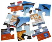 Corporate Magnetic Jigsaw
