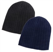 Cotton Pulldown Beanie
