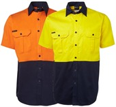 Custom Branded Hi Vis Shirt