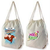 Eco Library Back Pack