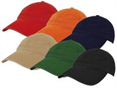 Enzyme Washed Cap