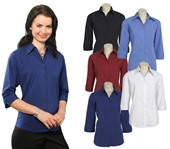 Fitted Ladies Business Shirt