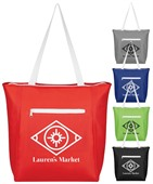Foil Laminated Cooler Shopping Bag