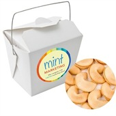 Fortune Cookies White Noodle Box